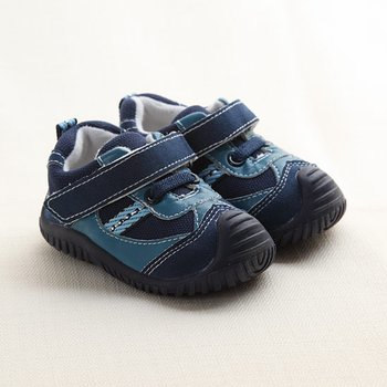 Navy Beibi Crawford Shoes - Infant