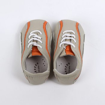 Cream Arthur Baby Tennis Shoe