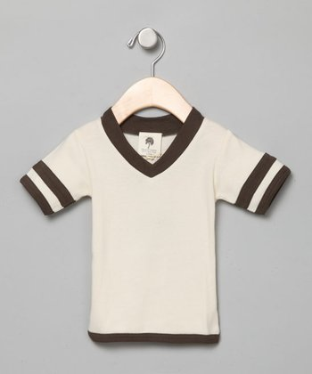 Vanilla Football Tee - Infant & Boys