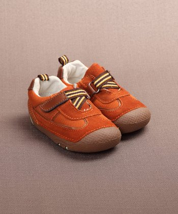 Brown L'Amour Baby Sport Sneaker