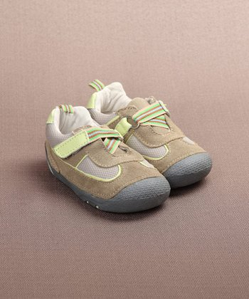 L'Amour Shoes - Sage L'Amour Baby Sport Sneaker