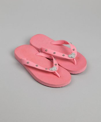 Pink Flip-Flop - Infant & Toddler