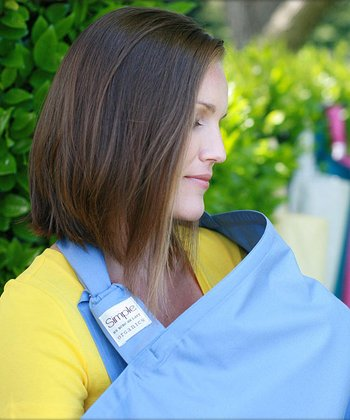 Steel Organic Simple Nursing Cover