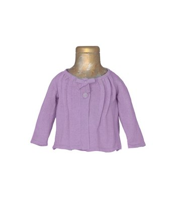 Lavender Josie Baby Sweater - Infant, Toddler & Girls