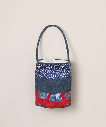 American Summer Bucket Purse
