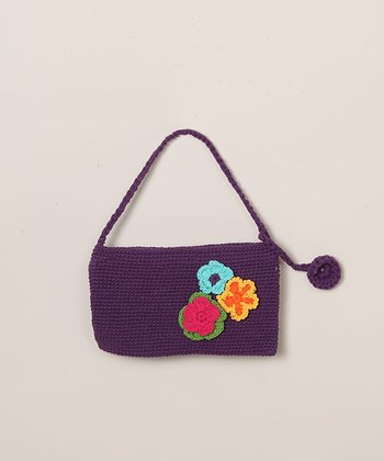 Grape Clutch Purse