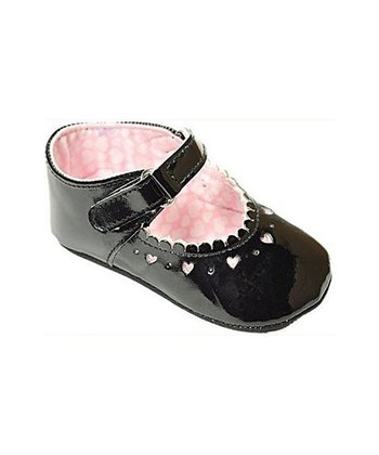 Beibi & WeeSqueak Shoes - Beibi Black Paris Mary Jane