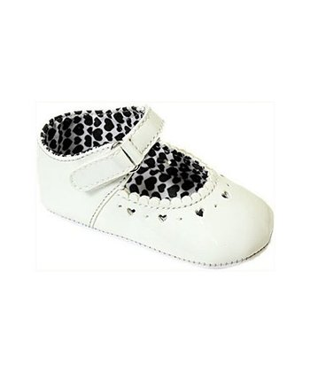Beibi & WeeSqueak Shoes - Beibi White Paris Mary Jane