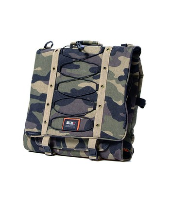 Camo Baby Traveler Diaper Bag