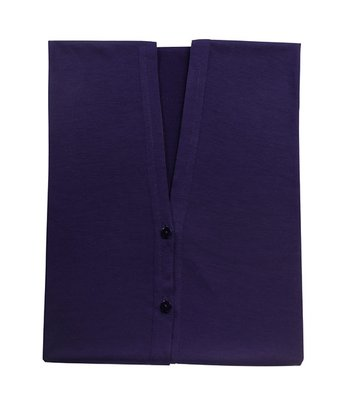 Purple Allover Nursing Cover