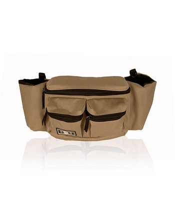 Diaper Dude - Khaki & Black Mini Dude Diaper Bag