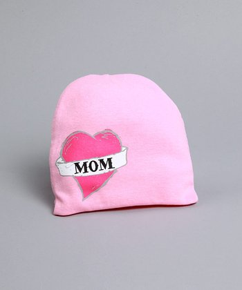 Pink Hat with Pink MOM - Infant & Toddler