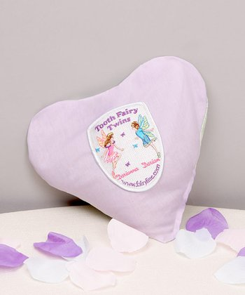 Tooth Fairy Twins Pillow