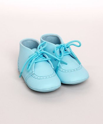 Blue Infant Bootie