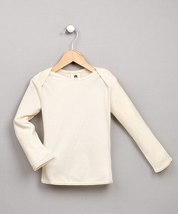 Vanilla Long-Sleeve Tee - Toddler & Boys