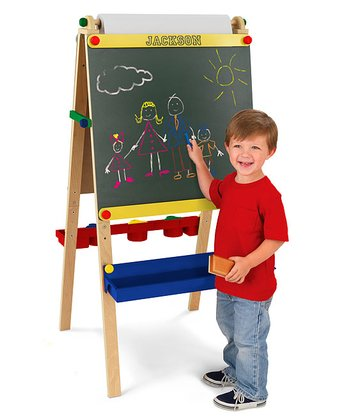 Personalized Artist Easel Set