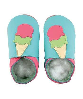 Aqua Ice Cream Shoes