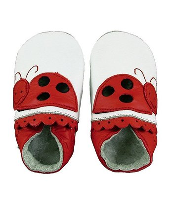 Lady Bug White/Red