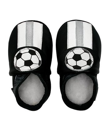Black Soccer Shoes