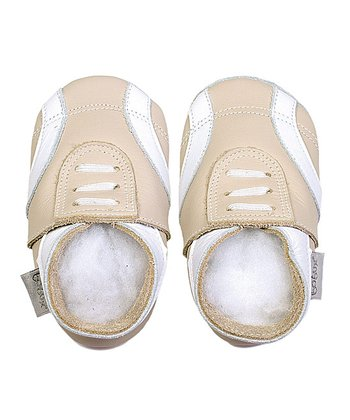 Beige Sport Shoes