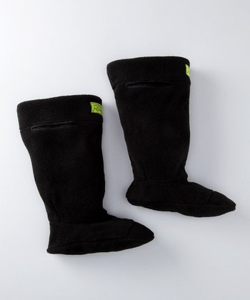 Black Fleece Boot Liners