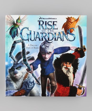 Rise of the Guardians Deluxe Pop-Up Hardcover