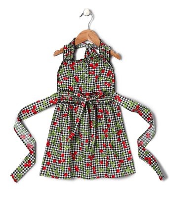 Georgie Girl Delilah Apron - Girls