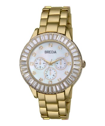 Gold Brandi Watch