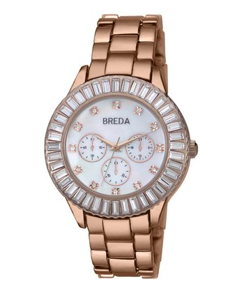 Rose Gold Brandi Watch