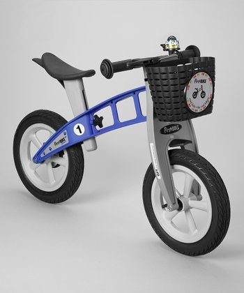 Blue Dino STREET FirstBIKE Set