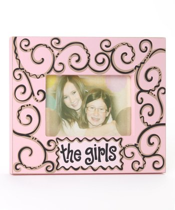 Pink 'The Girls' Frame