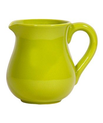 Lime Green Small Pitcher