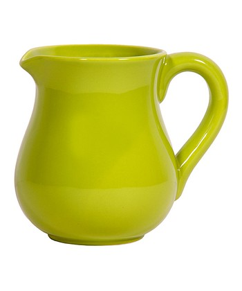 Lime Green Large Pitcher