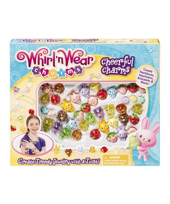 Cheerful Charms Whirl 'n' Wear Kit