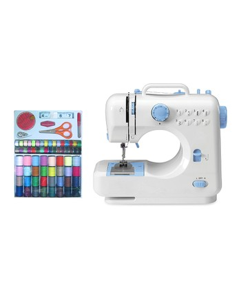 Desktop Sewing Machine & Sewing Kit