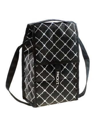 Black & White Double Wine Bag Cooler