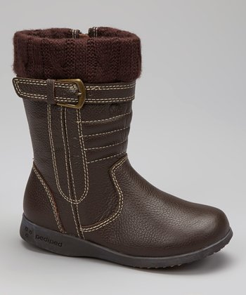 Chocolate Brown Julia Boot