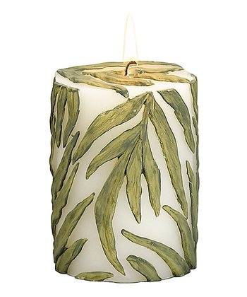 Tropical 4'' Pillar Candle