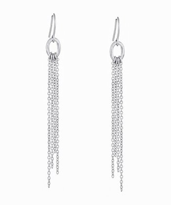 Sterling Silver Reno Earrings