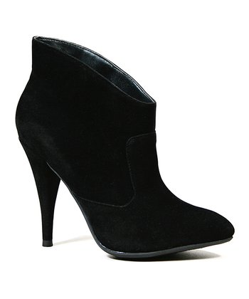 Black Rancho Bootie