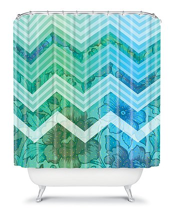 Azul Shower Curtain