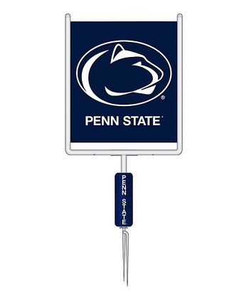Pennsylvania State Garden Goalpost Flag Set