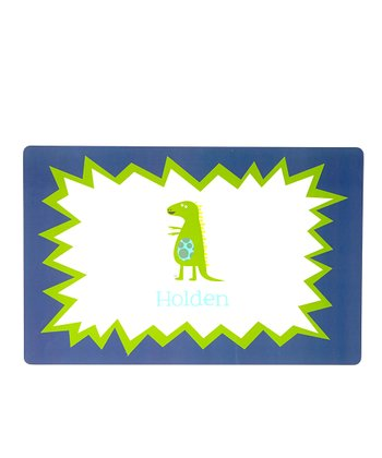 Dino Personalized Place Mat