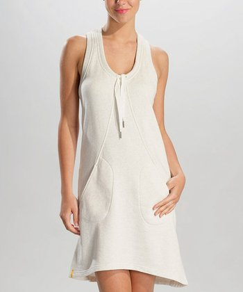 Chalk Heather Calm Dress