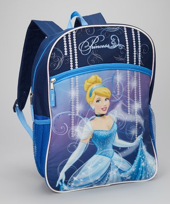 Blue Cinderella Backpack