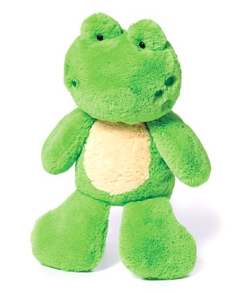Paddie the Frog Plush Toy