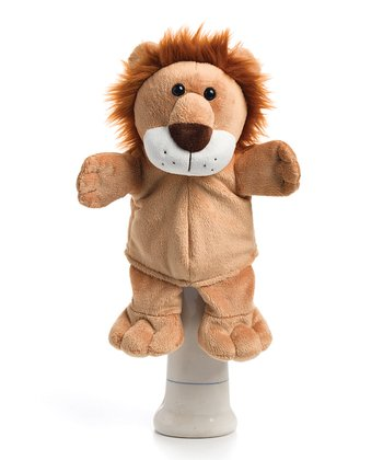 Griff the Lion Puppet