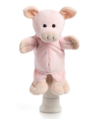 Colbie the Pig Puppet