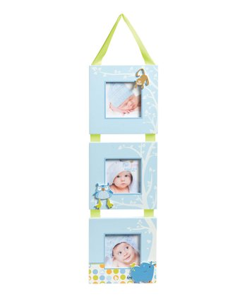 Blue Hanging Tier Frame