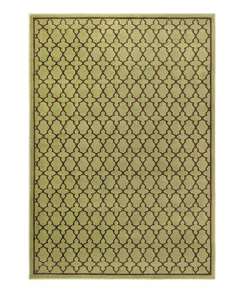 Limestone Lattice Servaline Rug